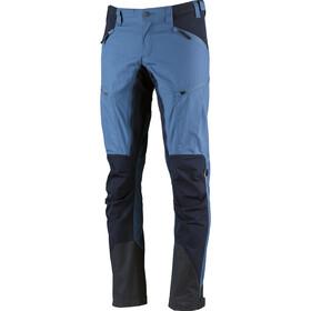 Lundhags Makke Pantalon Homme, azure/deep blue